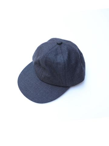 SUIT FABRIC CAP (GRY)