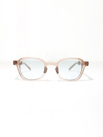 desmond / LIGHT BROWN / BLUE GREEN LENS