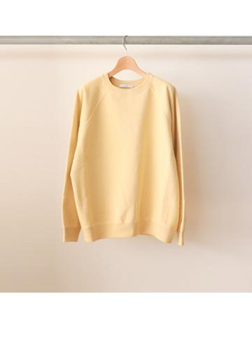 Vintage raglan sweat -BOYS- (YEL)