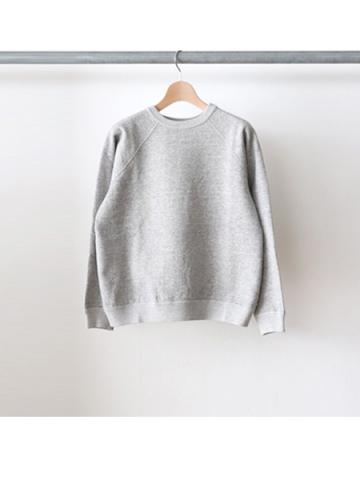Raglan sleeve sweat (GRY)