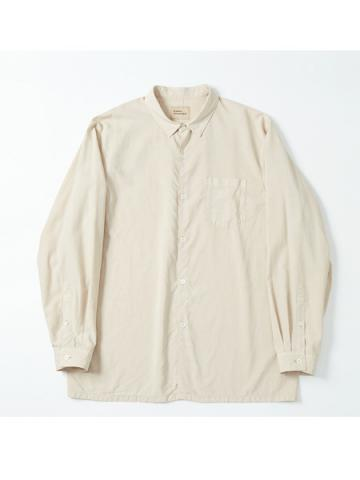round body shirt (BEG)