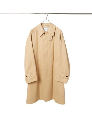 Ventile cotton ball collar coat (BEG)