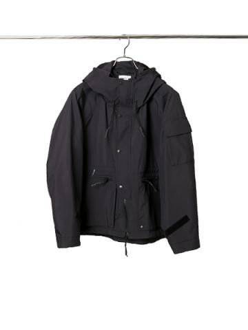 event laminate 3 layers blouson (BK)