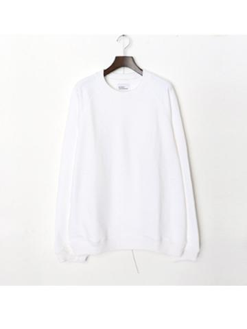 crewneck sweat (WHT)