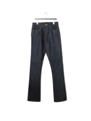 Mens boot cut denim pants (IND)
