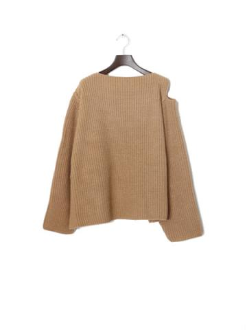 Slit over knit (BEG)