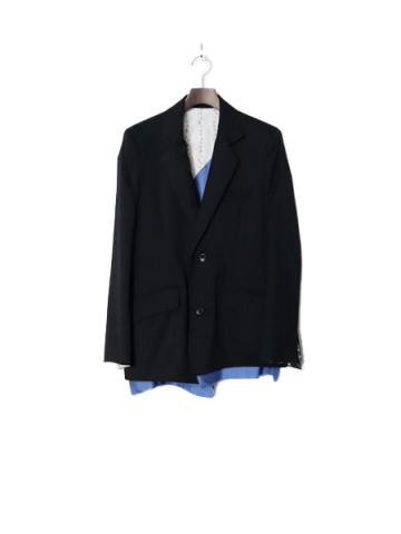 Short jacket (BLK)