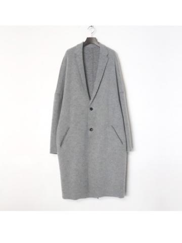 hitoe over coat (GRY)