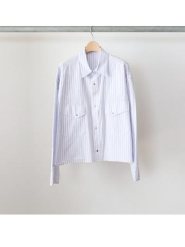 cotton stripe westen shirts